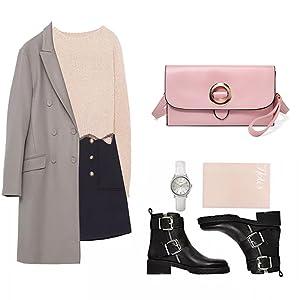 convertible clutch purse for women