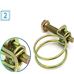 Hose Clamps Kit