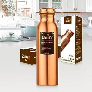 Unify Copper Water Bottle