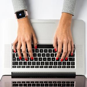 Rogbid smartwatch Rowatch 1 sedentory reminder