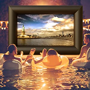 Projection screen