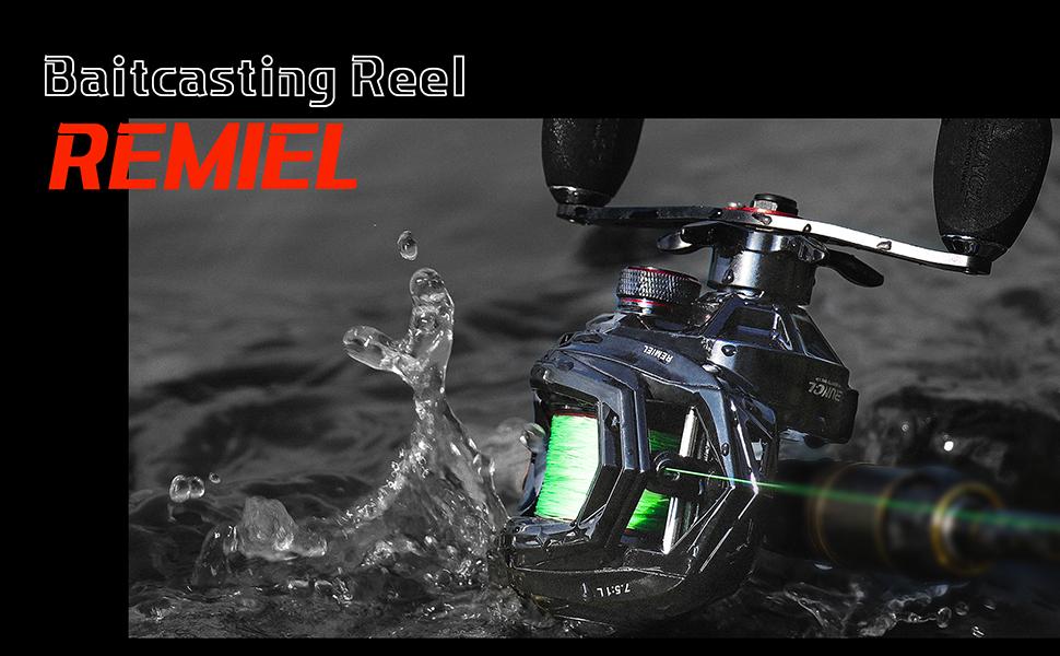 baitcasting reel