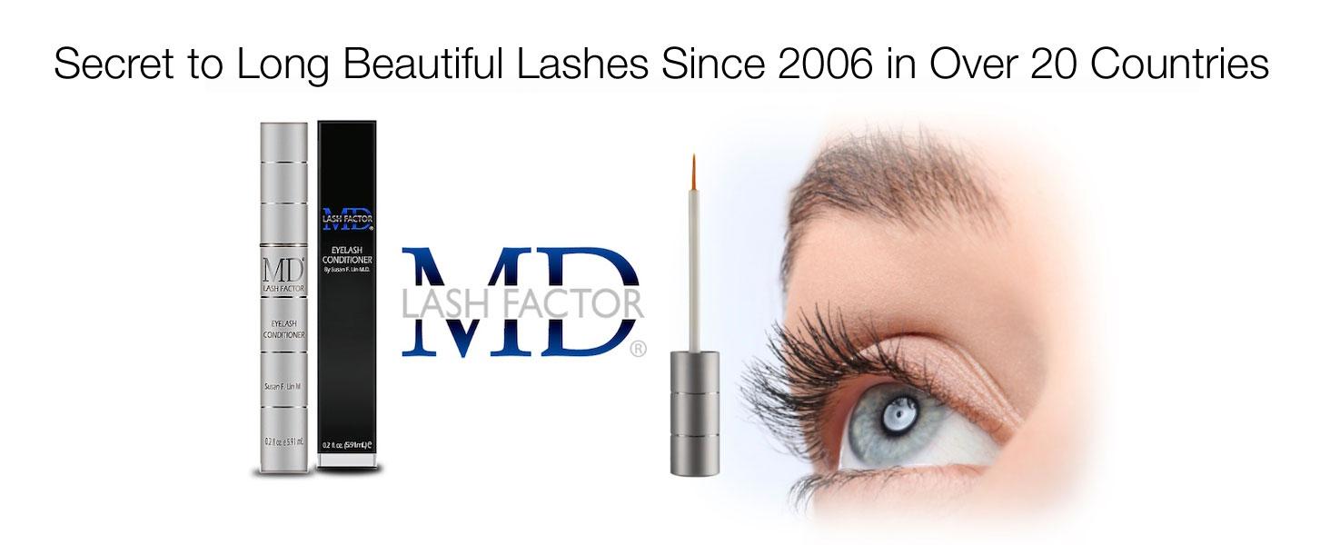Secret to Long Beautiful Lashes