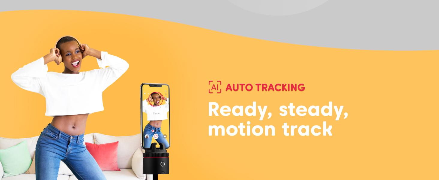 Auto Tracking pivo