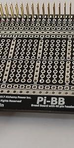 Pi-BB, EzConnect, bread board, Raspberry, Pi