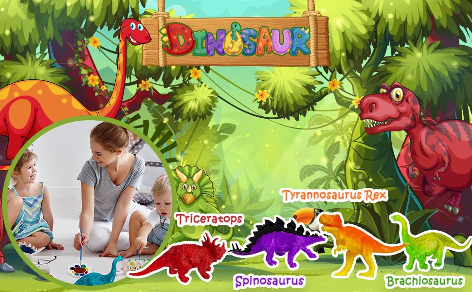 kids dinosaur toys