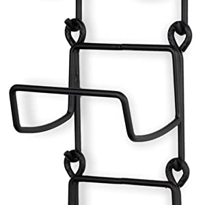 home organization and storage bath towel set bathroom towel hooks metal shelving hanging basket