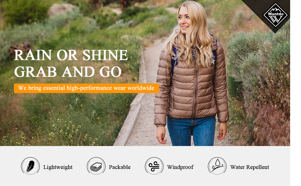 winter womens jacket