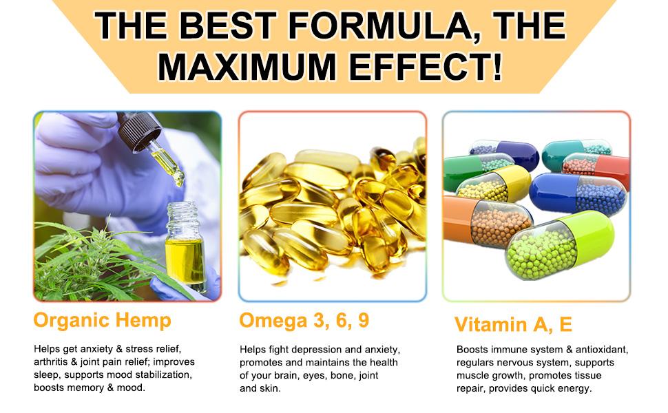 omega supplement