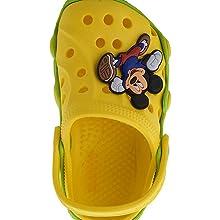 casual kids clogs baby footwear light weight footwear