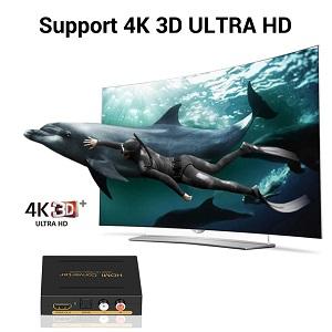HDMI 音声分離器