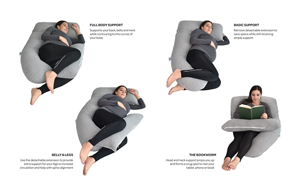 Body Pillow pregnancy maternity baby nursing feed
