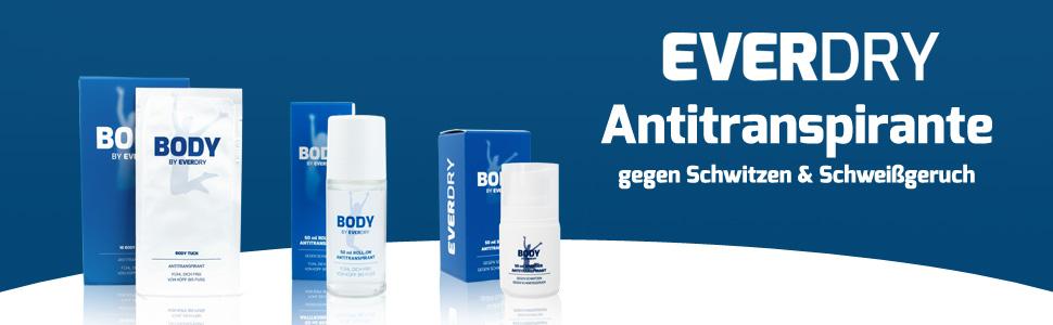 EVERDRY Antitranspirante
