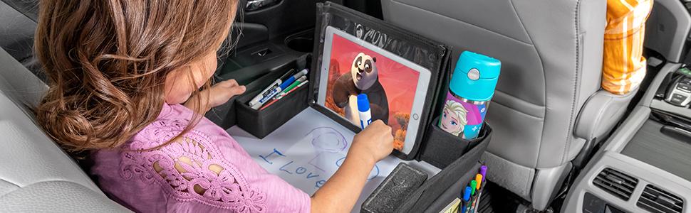 Lusso Gear Kids Travel Tray