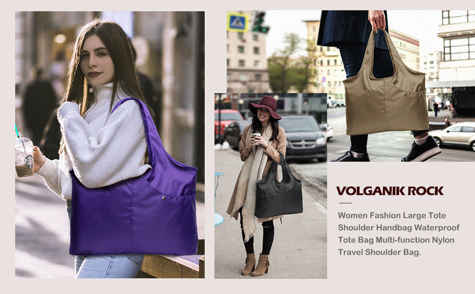 Women/'s Large Capacity Handbag Shopping Tote Shoulder Beach Bags Simple LL