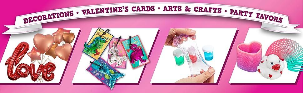 Joyin 36 Packs Valentines Day Gifts Cards