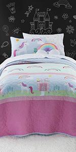 unicorn blankets