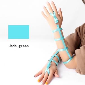 Harness Bracelet+Jade green