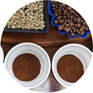 Single serve coffees. Fresh, flavorful brewed coffee. Convenient on-on-the-go option