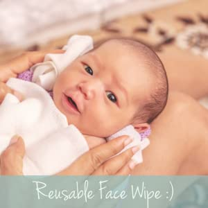 baby wash cloths soft