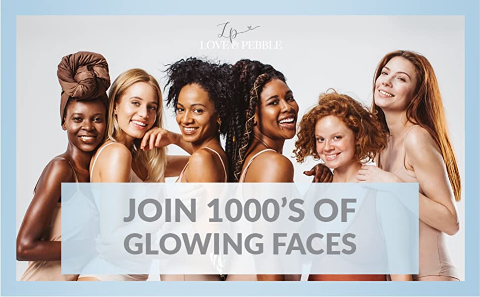 join 1000's of glowing faces happy derma roller