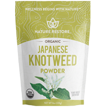 nature restore organic japanese knotweed powder