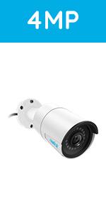 RLC-410 PoE Camera