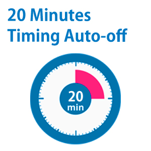 Timer auto- off