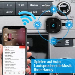 Auto Radio Bluetooth Adapter