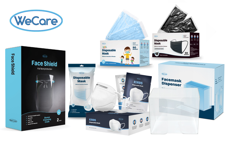 WeCare Personal Protection Equipment