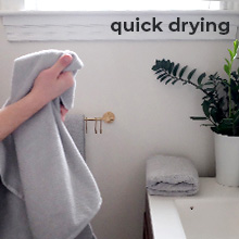 Quick Drying Towels