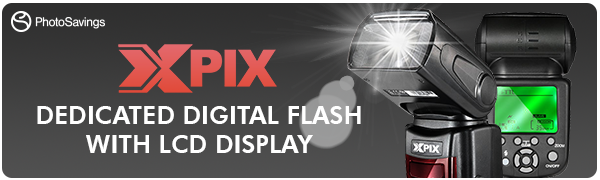 XPIX digital flash