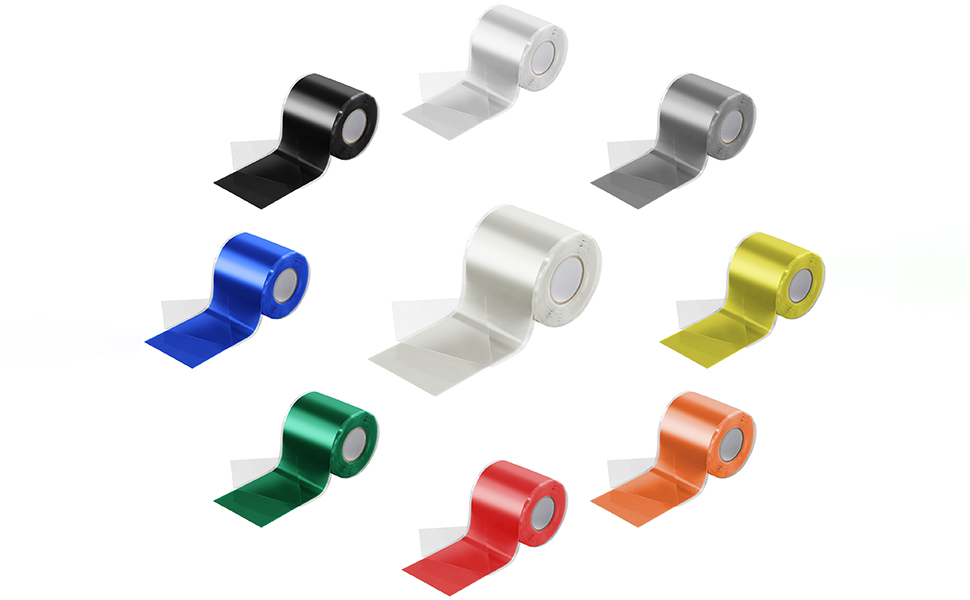 siliconentape alle kleuren