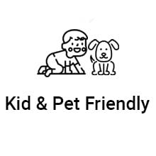 Kid & Pet Friendly Area rugs