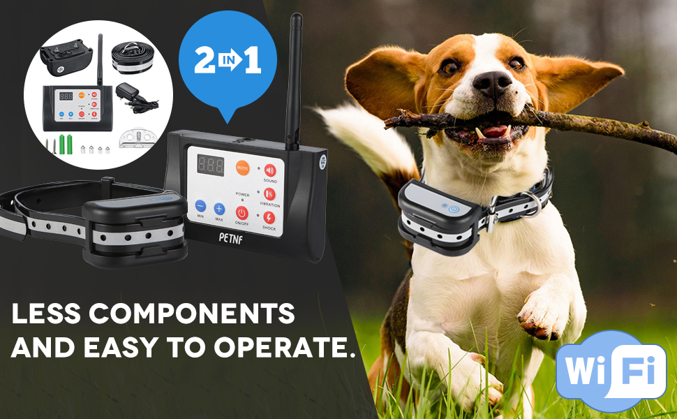 Wireless Dog Fence Outdoor