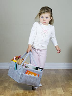 Babysense caddy for toddlers