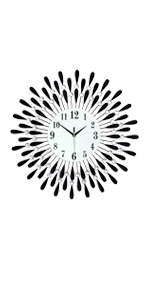 wall clock for bedroom