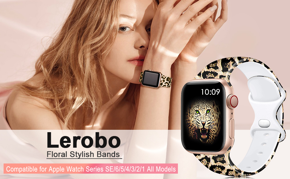 lerobo bands for apple watch bands 38mm 40mm 42mm 44mm