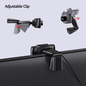 adjustbale webcam