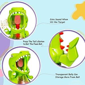 Dinosaur Toy Guns for Boys