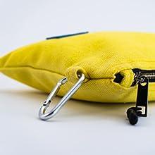 organization bag, travel accessories bag, artist bag