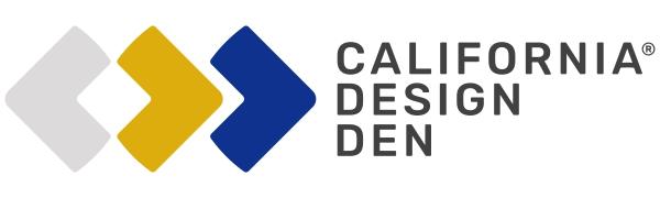 california design den