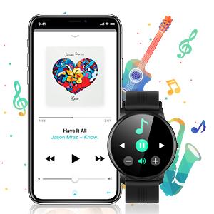 agptek-smartwatch-orologio-uomo-donna-touchscreen-
