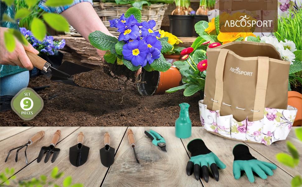 Garden Tool Set Main