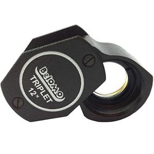 12X Professional Handheld LED Magnifier Jewelry Making Inspect Diamonds Gemstone