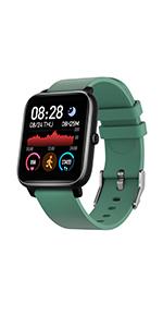 P22 Smart Watch Green
