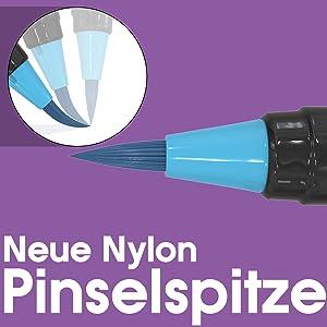 Duale pinselstifte brush pens fineliner woohoo4u