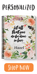 """personalized, softcover, spiral notebook, 8.5"""" x 11"""""""