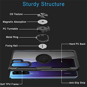 huawei p30 pro case sturdy structure