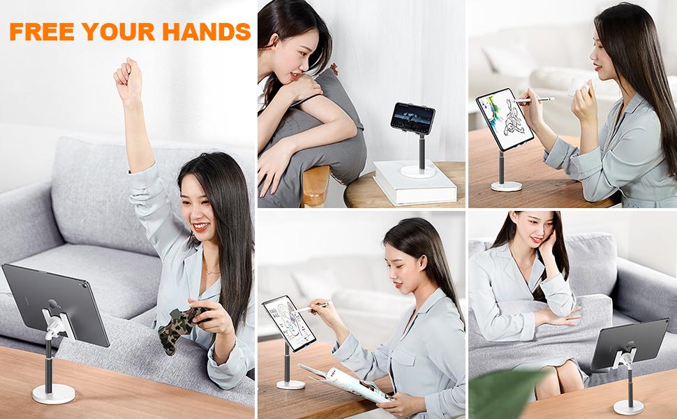 adjustable phone stand